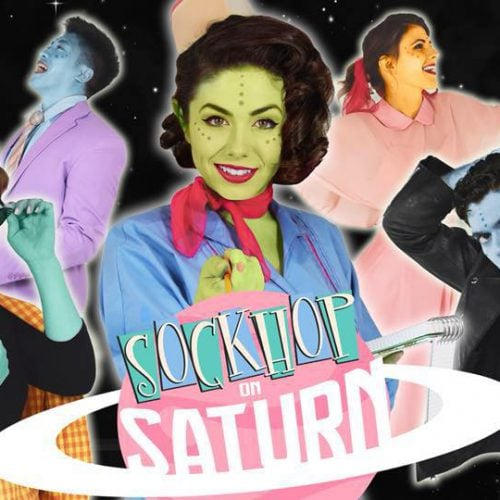 Sockhop on Saturn cover photo