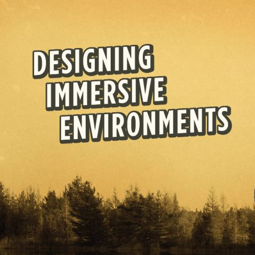 Designing Immersive Environments - Scout Expedition Co