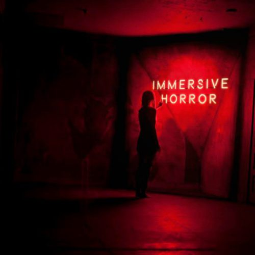 Immersive Community Engagement Facebook Groups Slack Forum  Immersive Horror