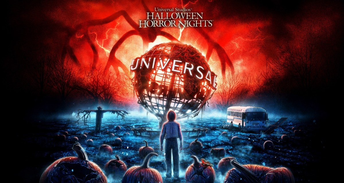 Universal Studios Hollywood, Halloween Horror Nights, Large Scale Haunt, Los Angeles, CA, 2019