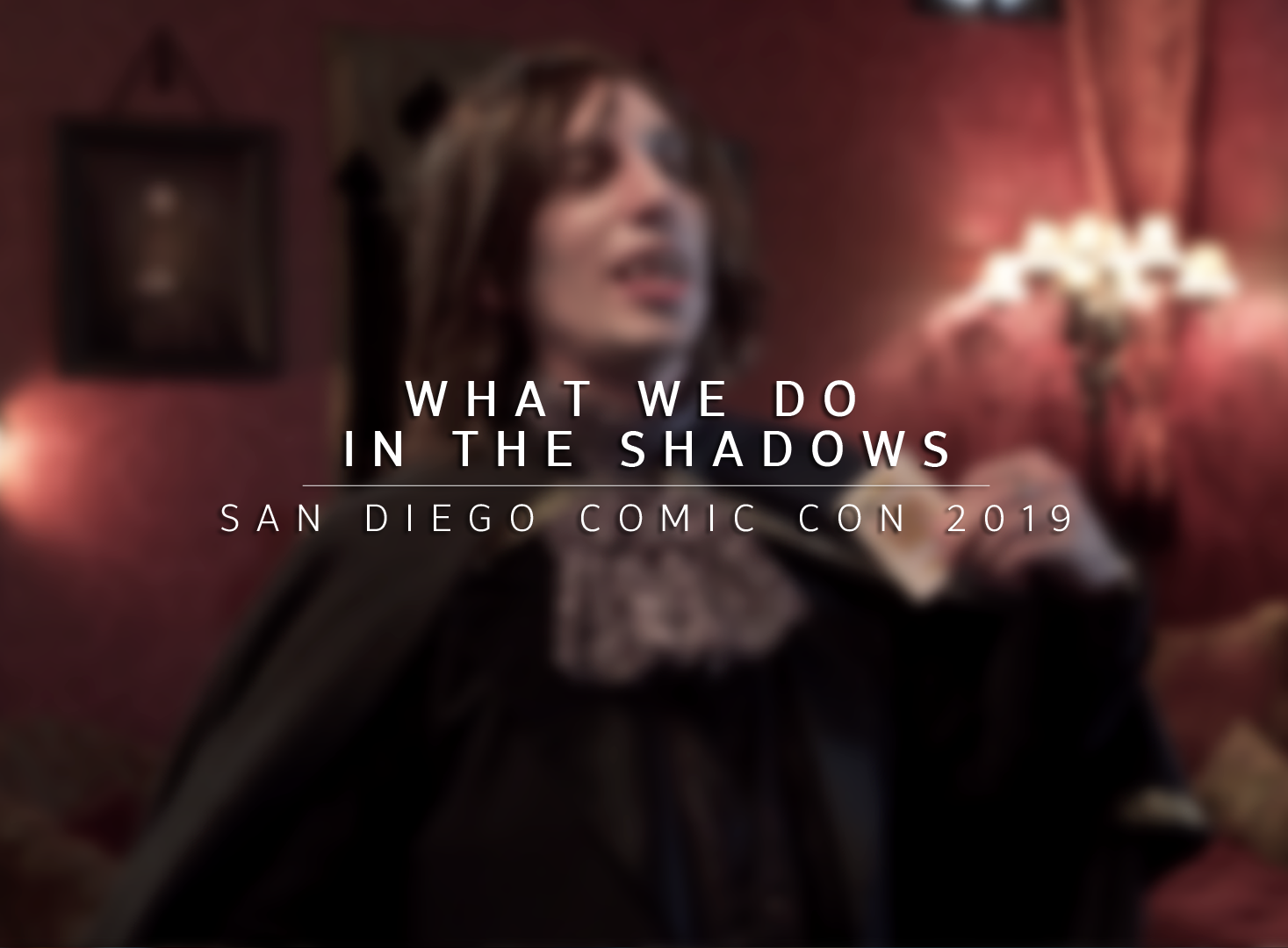 Midsummer Scream 2019 - What We Do In The Shadows