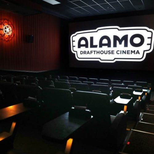 Alamo Drafthouse is a Moviegoer's Playground - A Preview