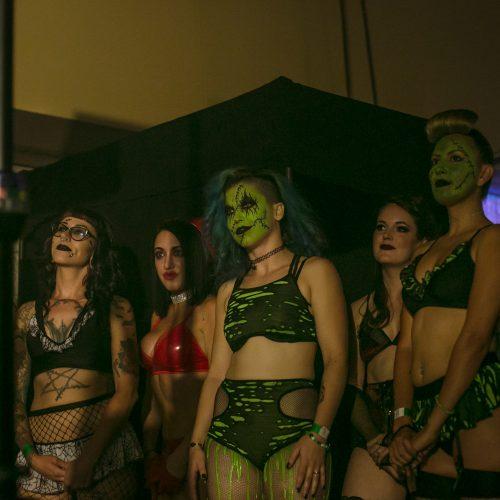 Midsummer Scream 2019 - Poltergeists & Paramours
