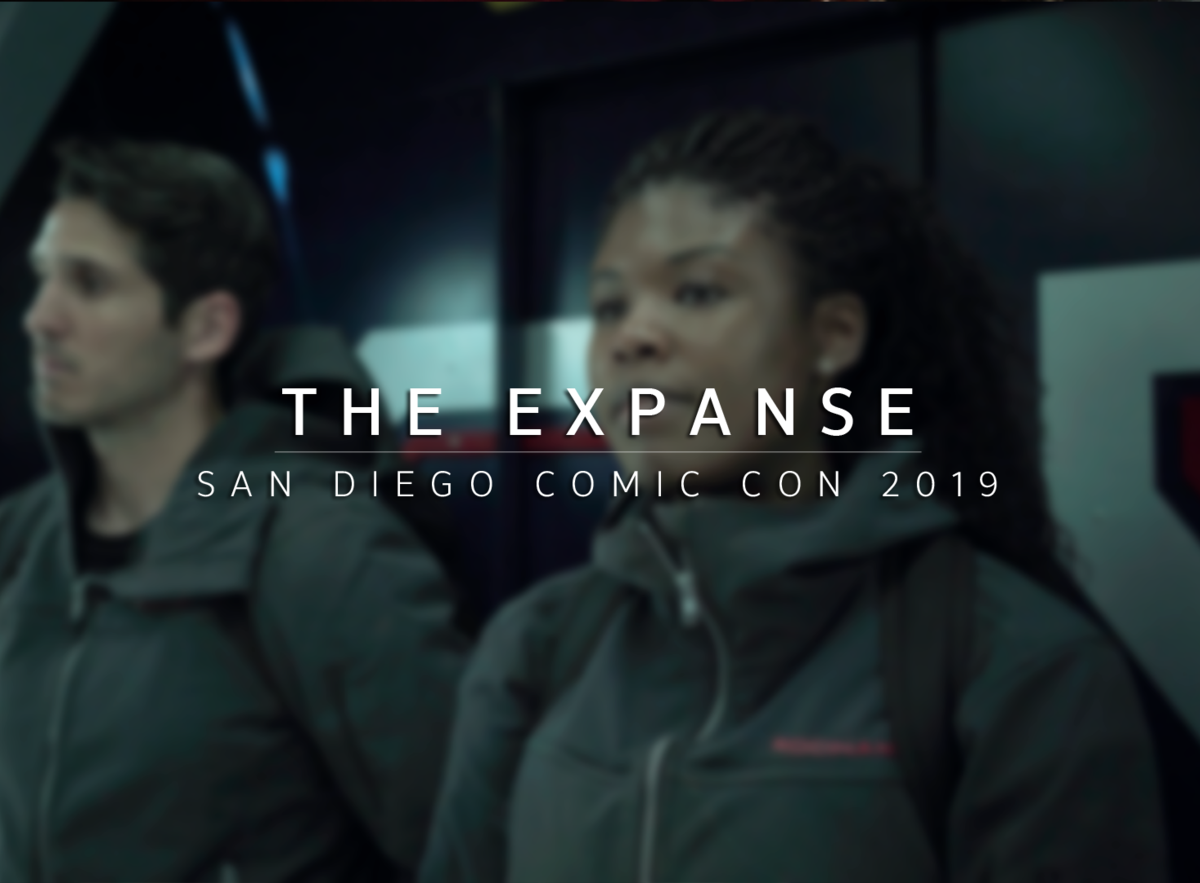 San Diego Comic-Con 2019 - The Expanse
