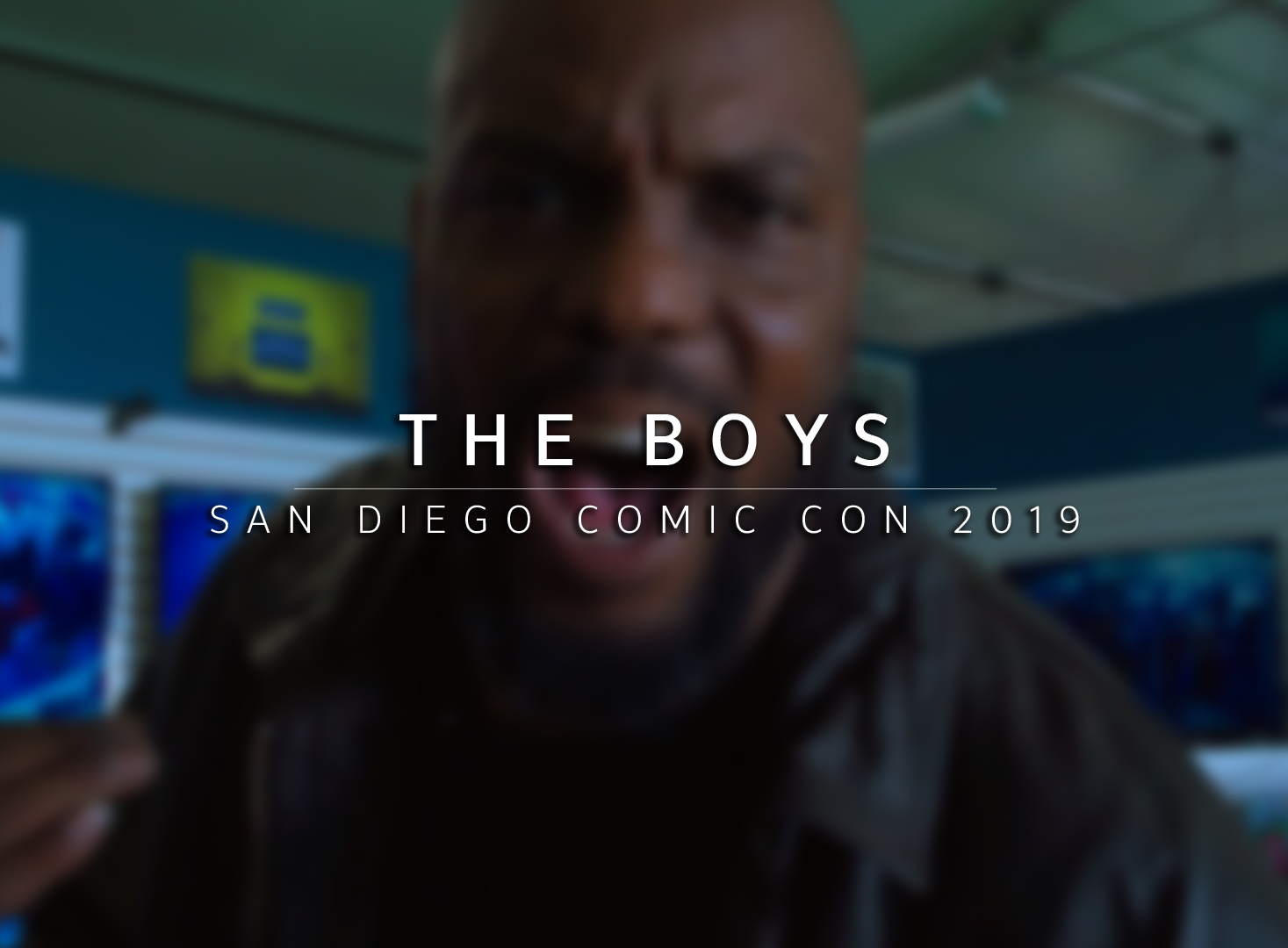 San Diego Comic-Con 2019 - The Boys