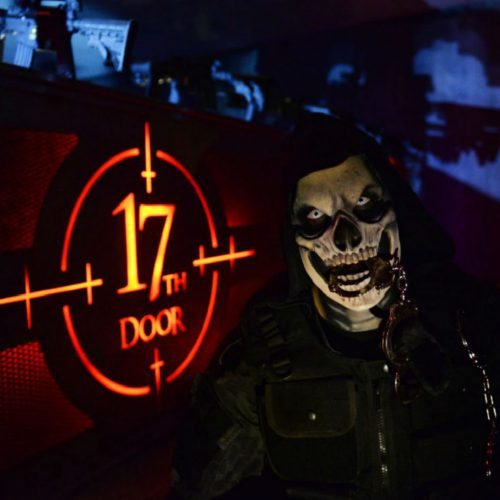 17th Door, Extreme Haunt, Los Angeles, Orange County, CA
