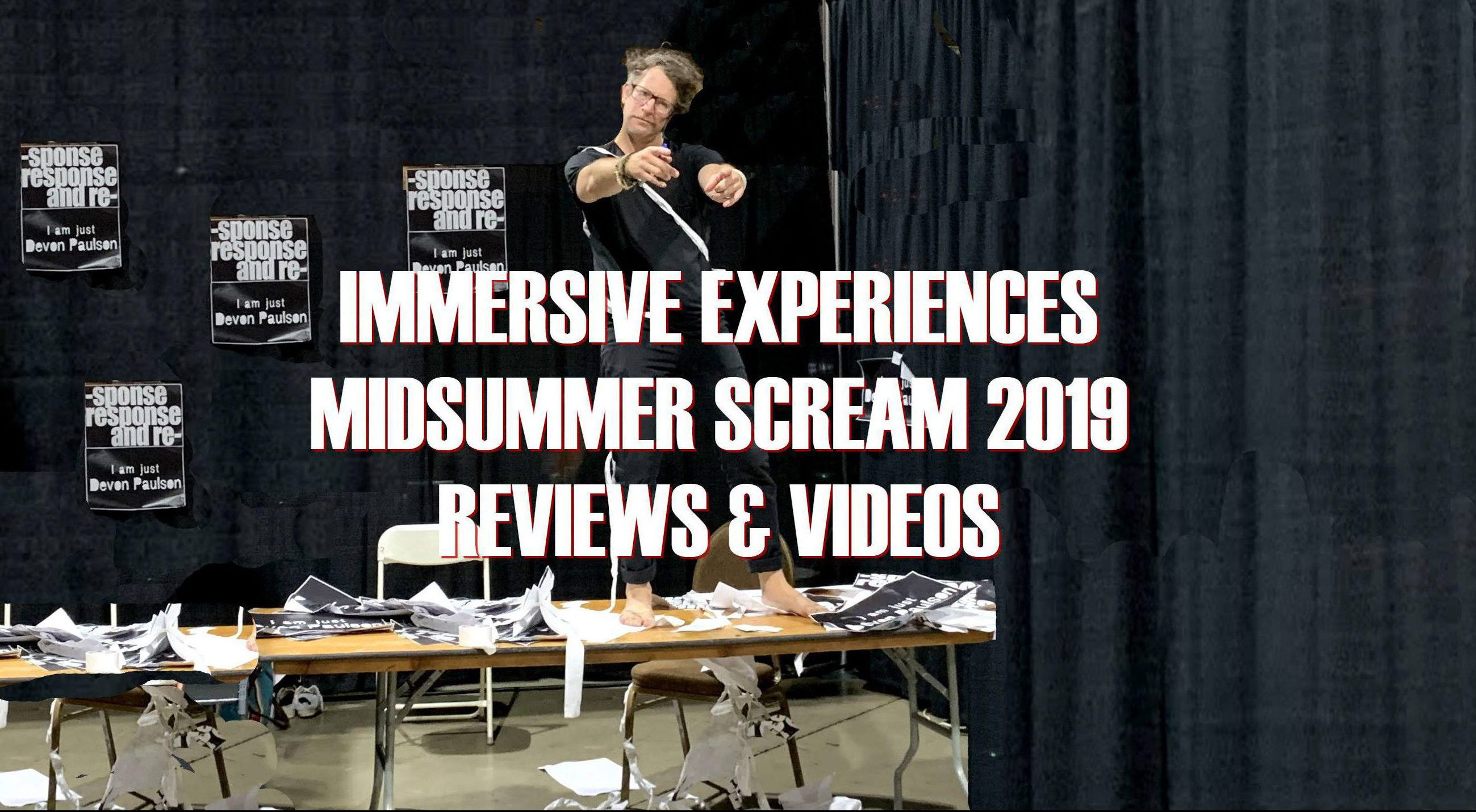 Midsummer Scream 2019 Immersives - Devon