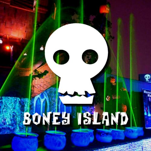 Boney Island, Home Haunt, Los Angeles, CA