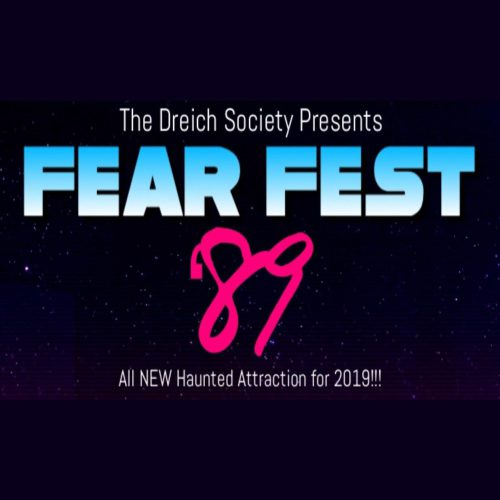 The Dreich Society, Fear Fest '89, Home Haunt, Ontario, CA, Inland Empire