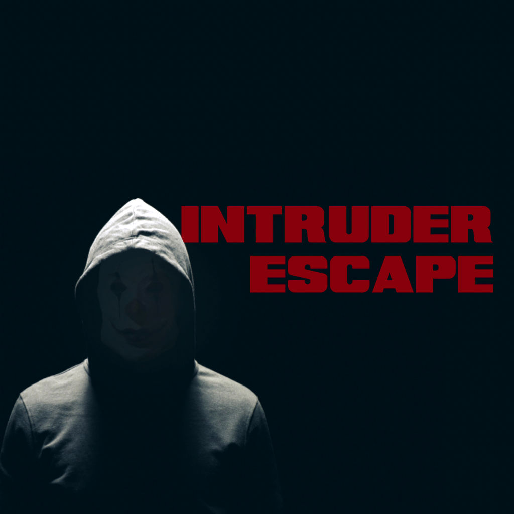 Intruder Escape - Immersive horror escape game