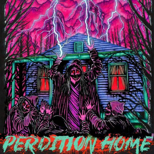 Perdition Home, Home Haunt, Haunted House, Yorba Linda, CA