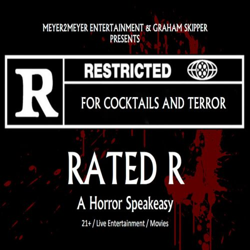 Rated R Speakeasy, Los Angeles, CA, Dinner & Drinks