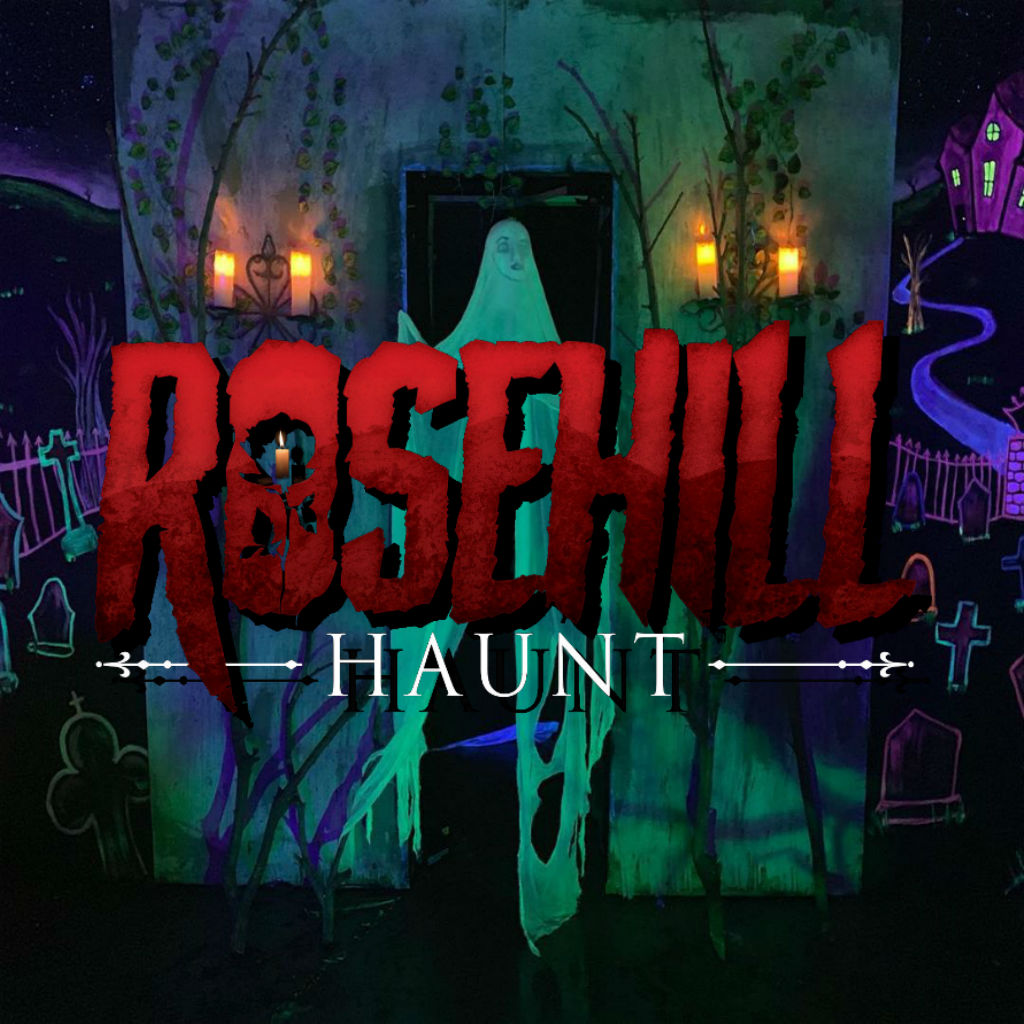 Rosehill Haunt, Home Haunt, Los Angeles, CA
