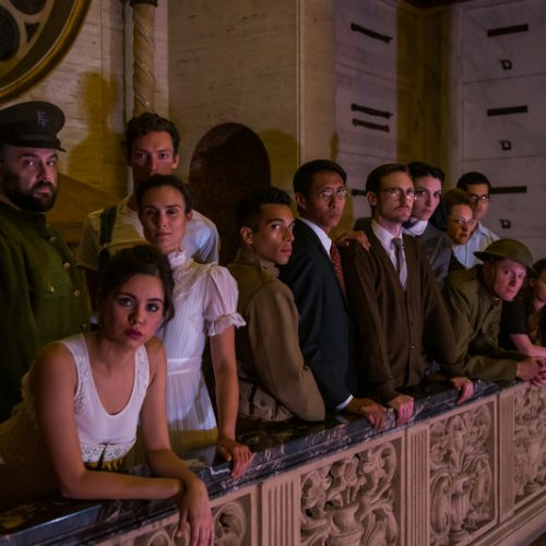 Speakeasy Society's The Johnny Cycle Remount - A Fractured Memory of War