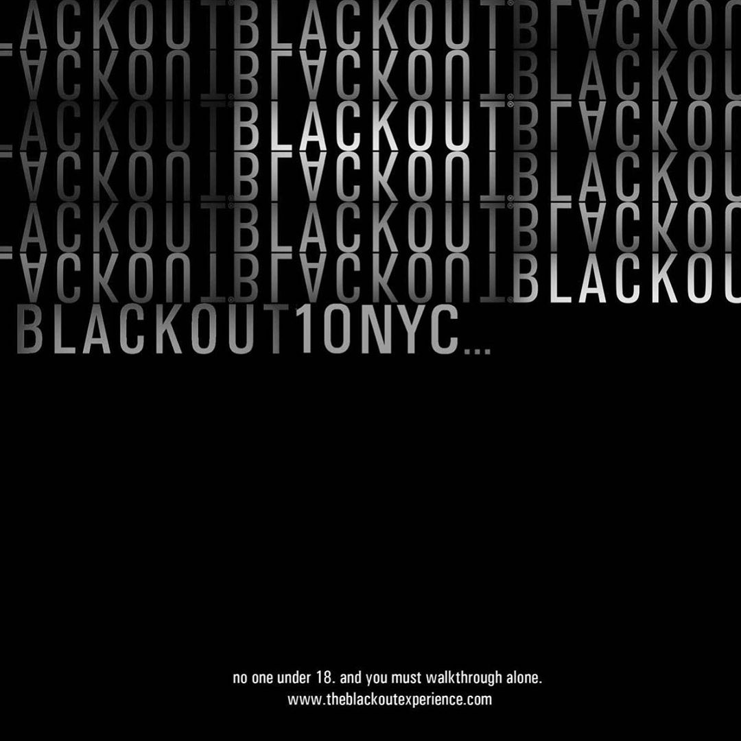 Blackout Kickstarter, 10th Anniversay, NYC, New York City, Extreme Haunt, Solo, blakout10nyc
