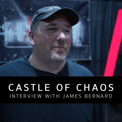 Castle of Chaos Interview - Midsummer Scream 2019