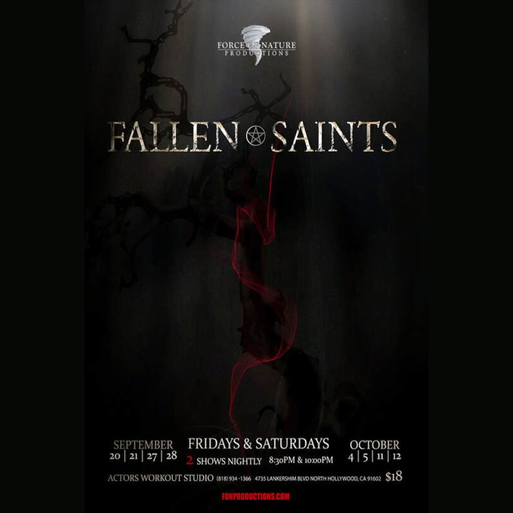 Fallen Saints, Salem, Force of Nature Productions, Los Angeles, CA, 2019
