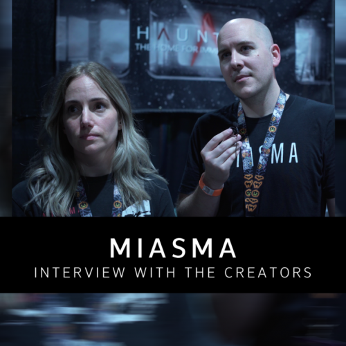 Miasma Interview - Midsummer Scream 2019