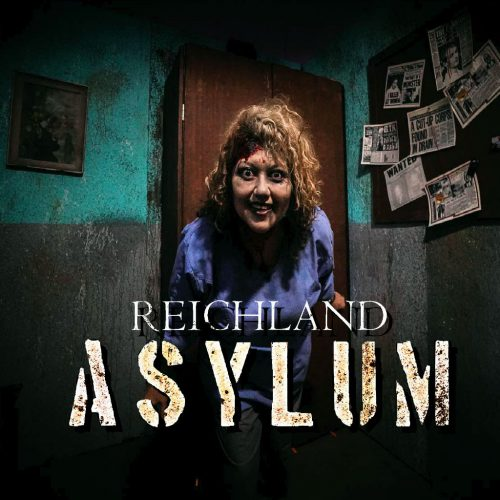 Reichland Asylum, Home Haunt, Haunted House, Los Angeles, CA