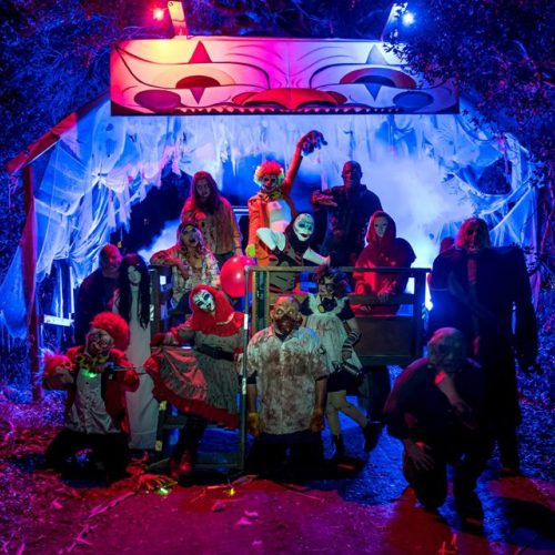 Haunted Hayrides, Boccali Ranch Pumpkin Patch, Home Haunt, Community Haunt, Ventura, Ojai, CA