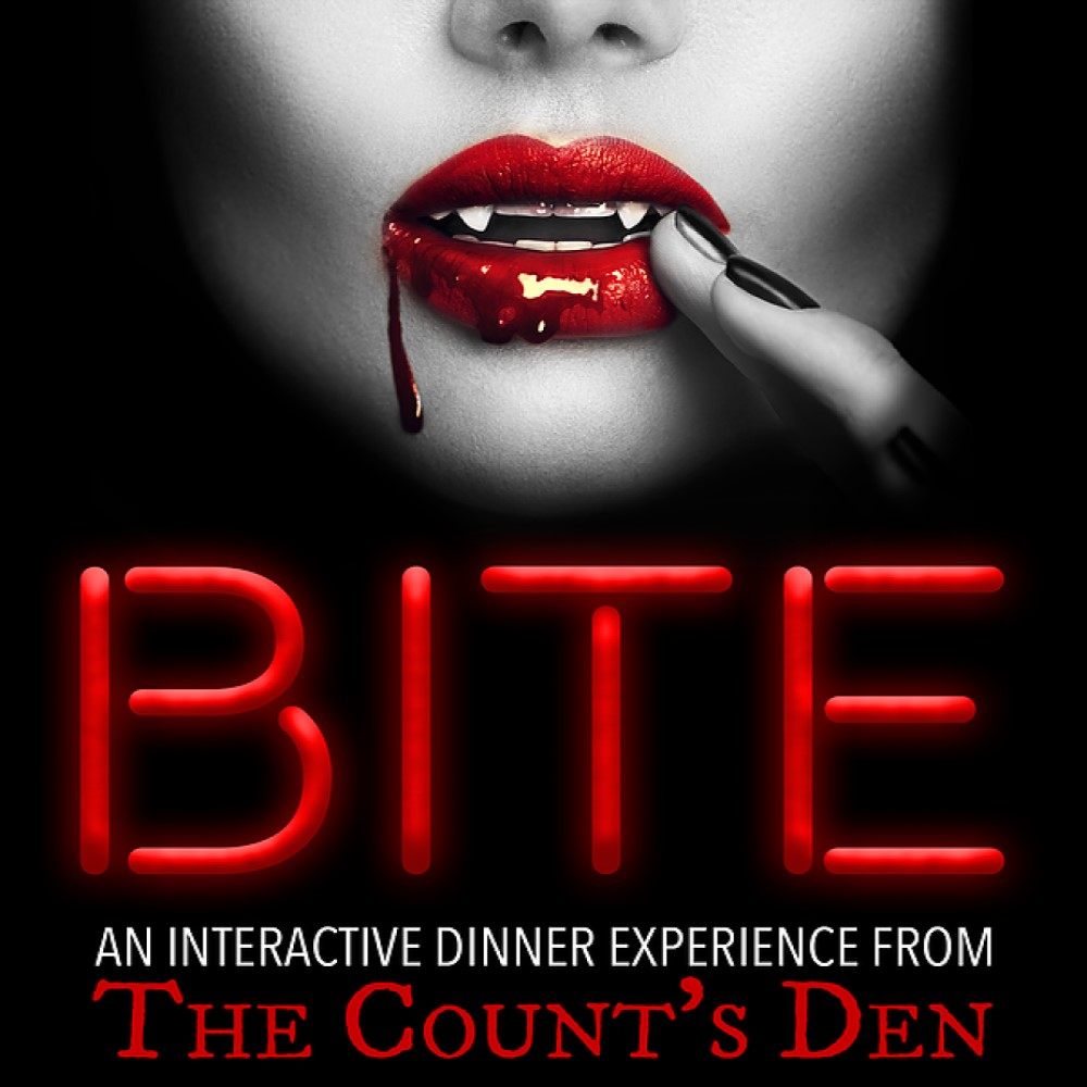 The Count's Den, BITE, Immersive Horror, Dinner & Drinks, Los Angeles, CA, HELA, Horror Escaoes LA
