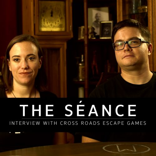 Cross Roads Escape Games Interview