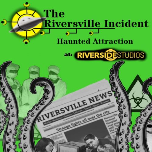 The Riversville Incident, Haunted House, Riverside, CA