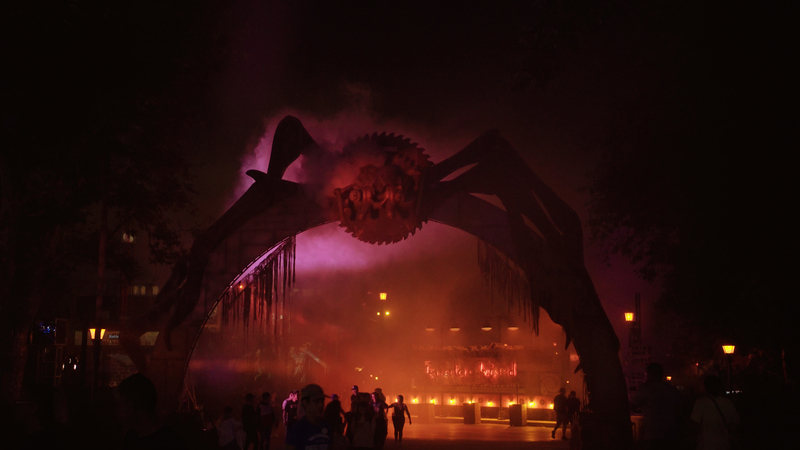 Magic Mountain's Fright Fest 2019