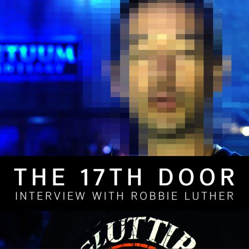 Robbie Luther The 17th Door interview: Fearless 2019 - Interview