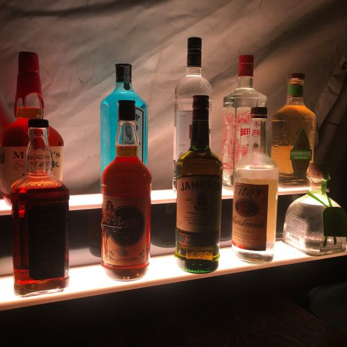 dark harbor cocktail guide