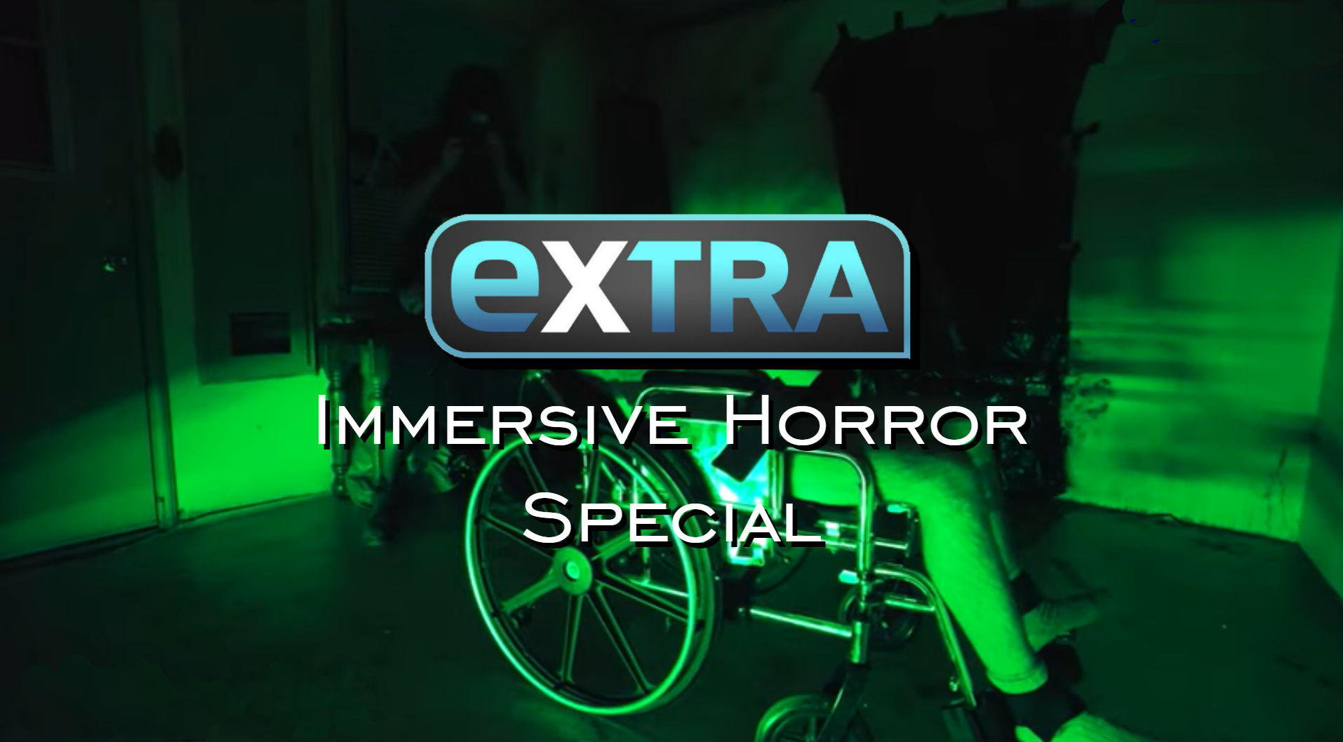 Extra TV Extreme Horror Interview 2019
