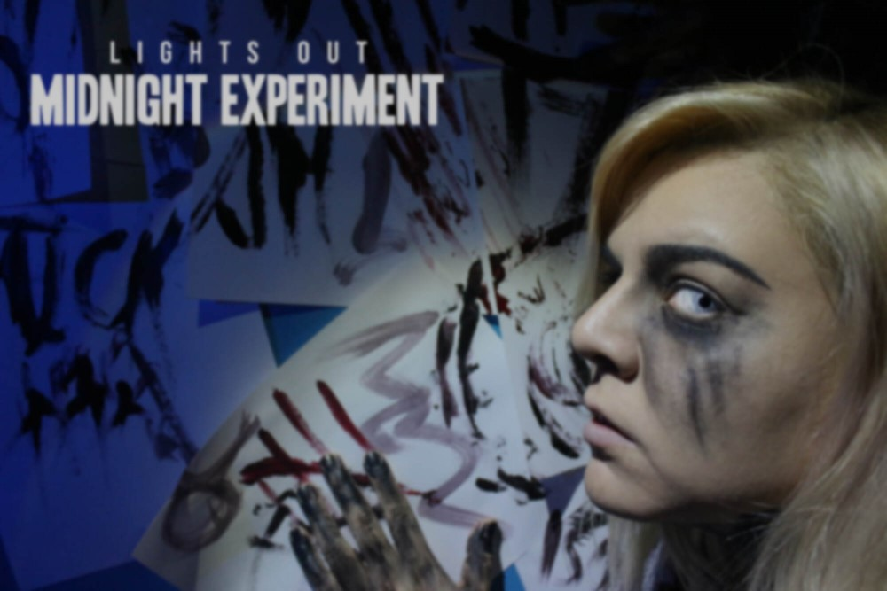 Light OUT Haunt, Midnight Experiment, Immersive Horror, Los Angeles, CA