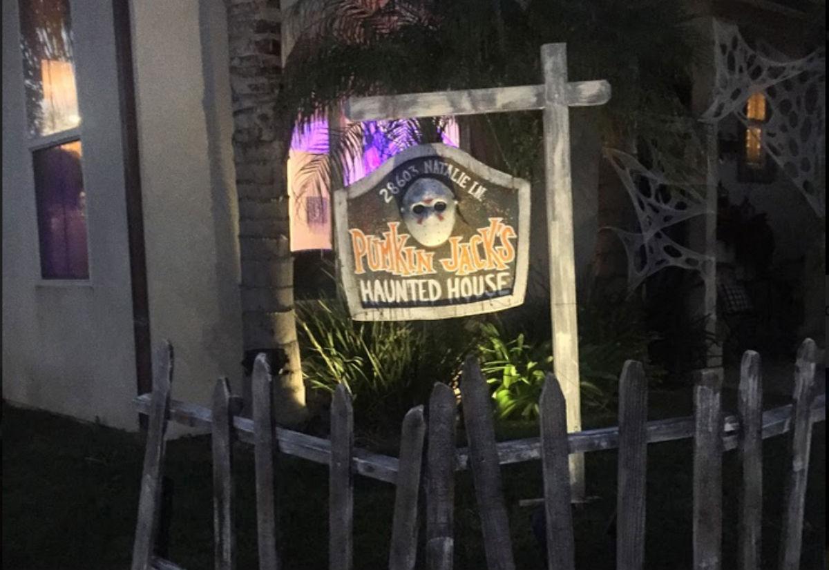 Pumkin Jacks 2019 Home Haunt