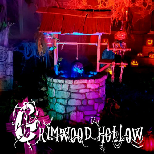 Grimwood Hollow - Halloween Yard Display
