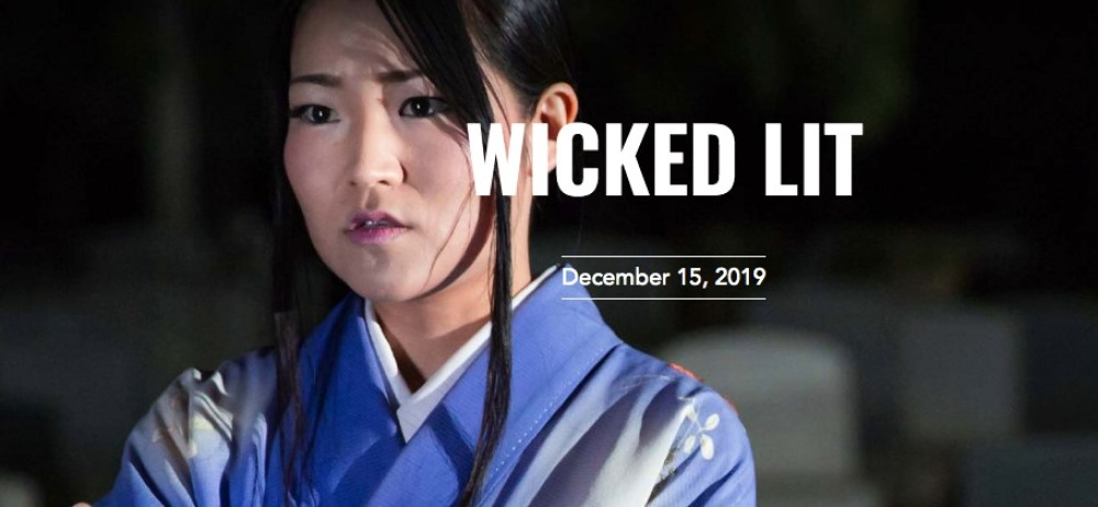 Wicked Lit - Staged Reading - Dec 2019, Los Angeles, CA, Performance Theater
