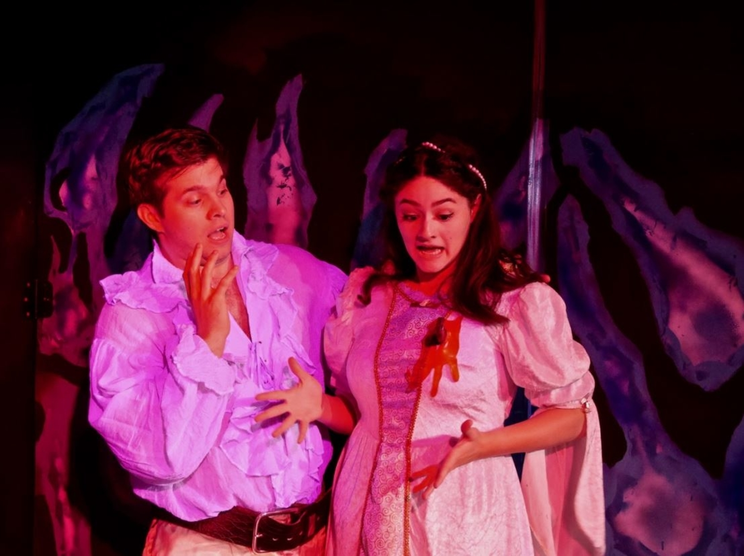 Romeo and Juliet in Hell | Force of Nature Productions