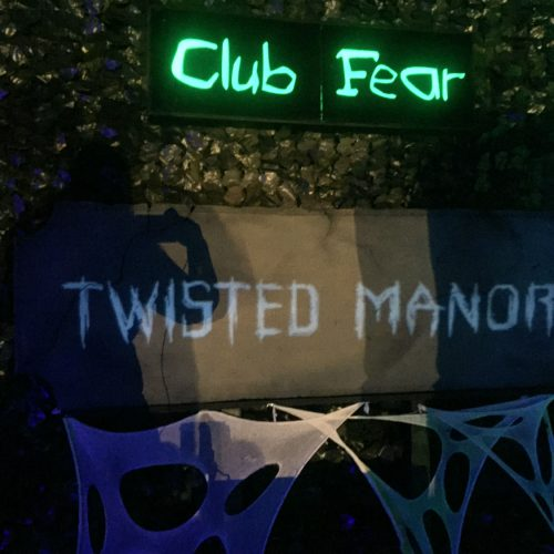 Club Fear: Twisted Manor 2019