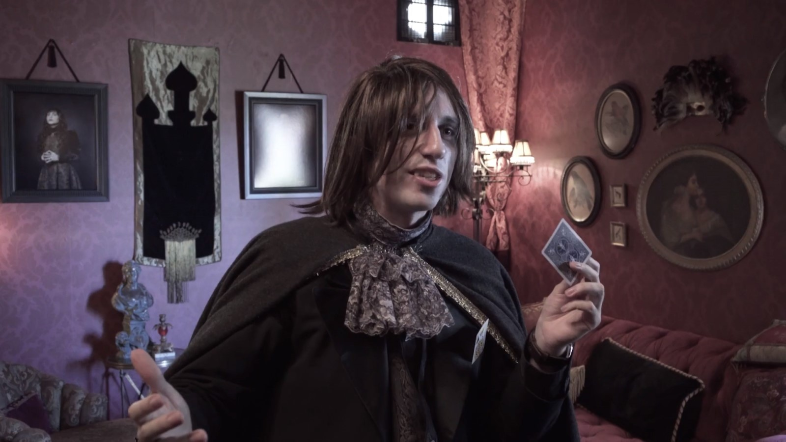 San Diego Comic Con, What We Do In The Shadows, Activation, FX, Video, Walkthrough
