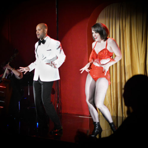 Crimson Cabaret | The Unmarked Door