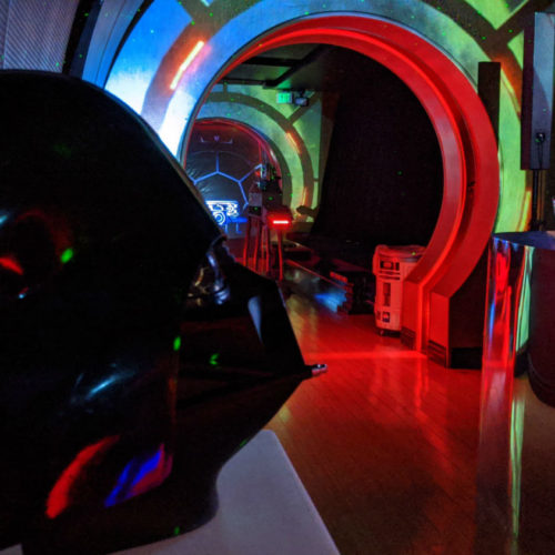 Galaxy Bar | Star Wars Pop-Up Bar