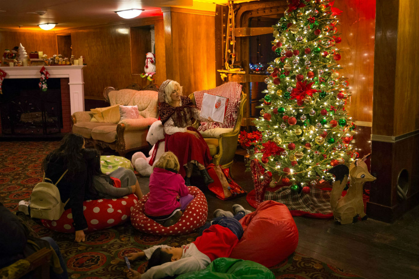 Queen Mary Christmas 2019