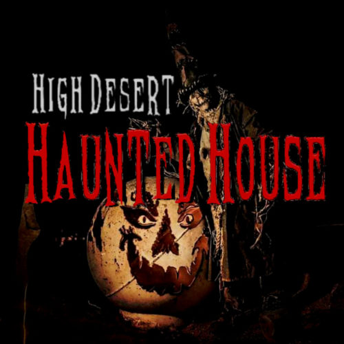 High Desert Haunted House - Authentic Dirty Apple Valley Halloween Extreme Night Kids Night Horror