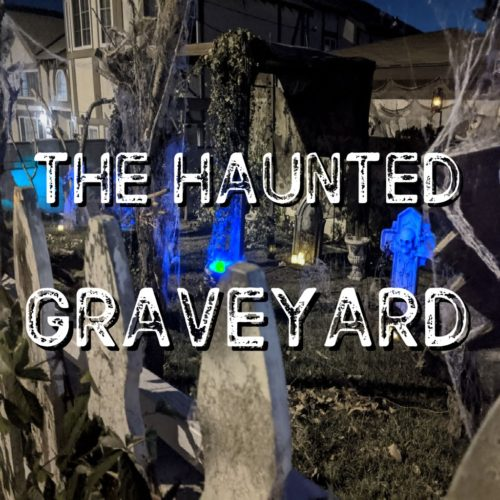Haunted Graveyard - Home Haunt Haunted House Halloween Horror Attraction Redondo Beach