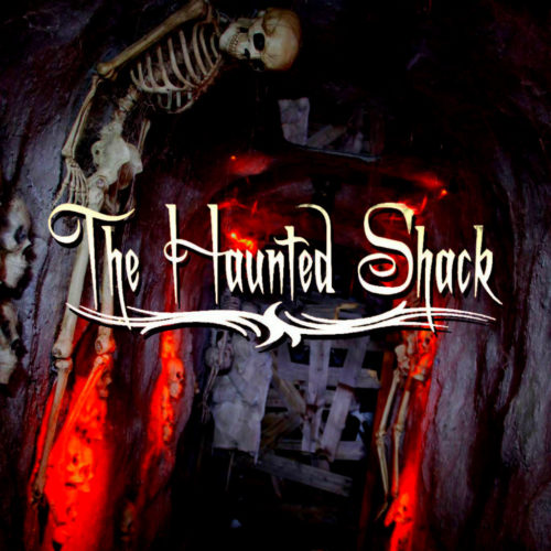 Haunted Shack Torrance Haunted House Halloween