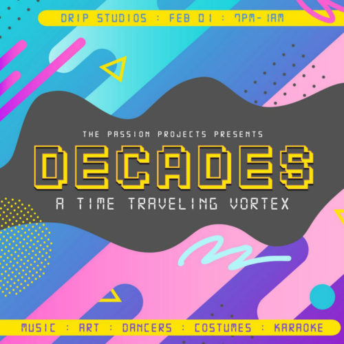 Decades: A Time Traveling Vortex