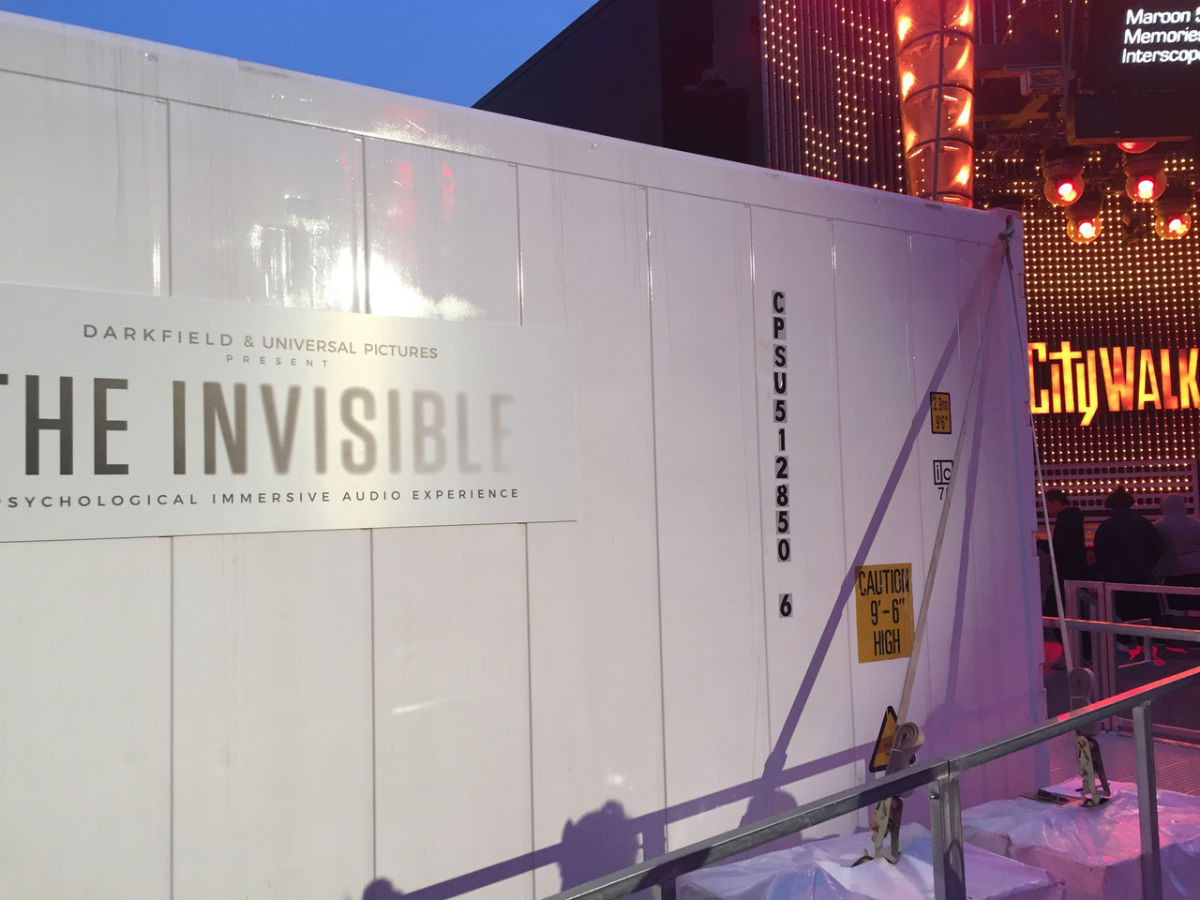 The Invisible Man Pop-Up