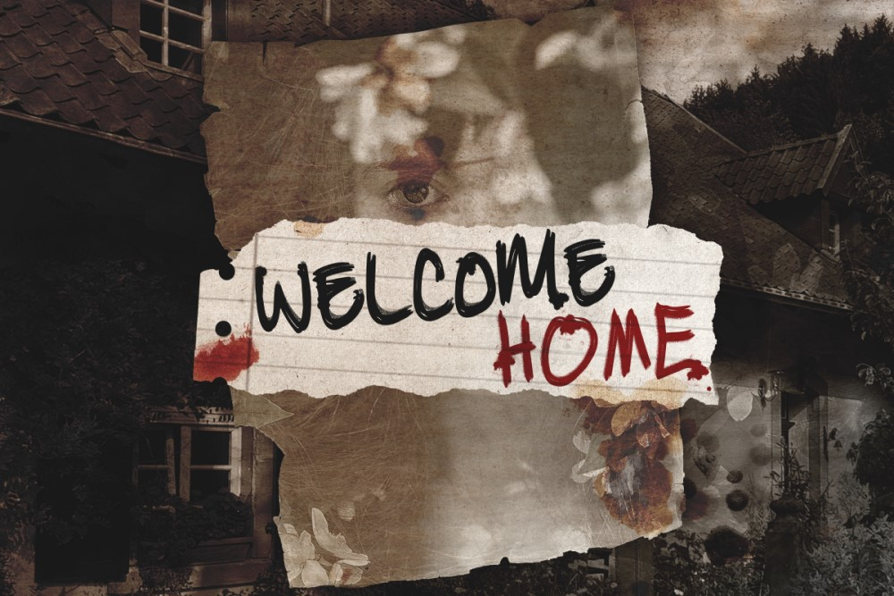 Shine On Collective, Welcome Home, Los Angeles, Immersive Horror, Dinner, Puzzles, Story
